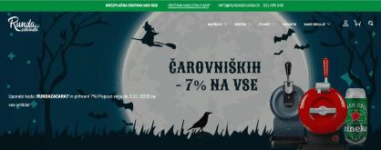 Rezultati optimizacije spletne strani podjetja Pivovarna Laško Union - Rundasekunda.si